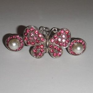 Jewelry - Double Butterfly Fashion Ring